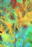 Pastellfärgat bakgrundsabstrakt begrepp Royaltyfria Bilder