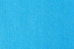 Pastellfärgat ljus - blå textur för papper för färg för färgsignalvatten Arkivbilder