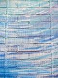 Pastellfarben-Strudelhintergrund auf Ziegelstein Lizenzfreie Stockfotografie