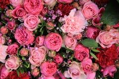 Pastellhochzeitsblumen Lizenzfreie Stockbilder