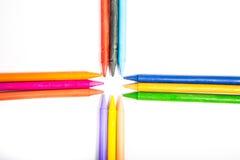 Pastelli Fotografia Stock Libera da Diritti