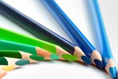 Pastelli colorati Fotografie Stock Libere da Diritti