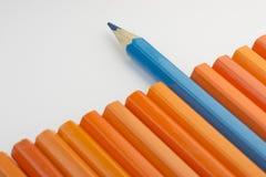 Pastelli come immagine del fondo Fotografia Stock