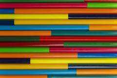 Pastelli di legno come immagine del fondo Immagine Stock Libera da Diritti