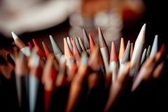 Pastelli variopinti Fotografia Stock Libera da Diritti
