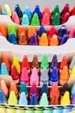 Pastelli variopinti Fotografie Stock Libere da Diritti