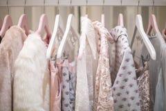Pastellkläder royaltyfria bilder