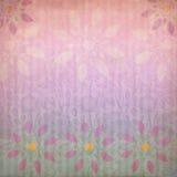 Pastellsonnenuntergang Stockfoto