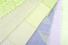 pastelowego koloru projekta wybór dla wnętrza Obraz Stock