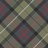 Pastelowego koloru szkockiej kraty klasyczny bezszwowy wzór Obrazy Royalty Free