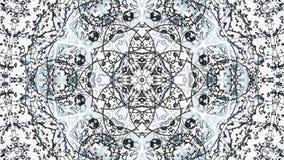 Pastelowi kalejdoskop sekwenci wzory Abstrakcjonistyczny ruch grafika tło zdjęcie royalty free