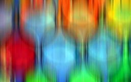 Pastelowi szarzy błękitni zamazani projektów punkty, abstrakcjonistyczny figlarnie tło Obraz Royalty Free