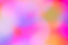 Pastelowy Abstrakcjonistyczny kolorowy tło Fotografia Stock