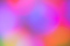 Pastelowy Abstrakcjonistyczny kolorowy tło Fotografia Royalty Free