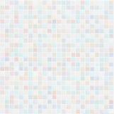 Pastelowy barwiony ceramicznej płytki ściany kuchni lub łazienki tło obrazy stock