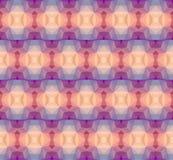 Pastelowy geometryczny wzór Zdjęcia Royalty Free