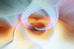 Pastelowy twirl Obrazy Stock