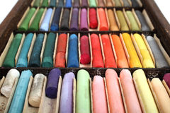 Pastels Royalty Free Stock Photography