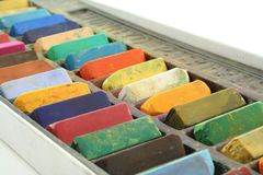 Pastels Stock Images