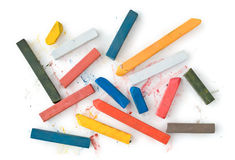 Pastels Royalty Free Stock Image