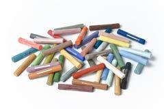 pastels Images libres de droits