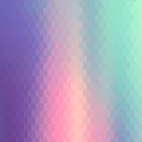 Pastels Color Flow Hexagonal Background. Stock Images