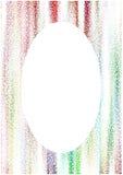 Pastelu ramowy abstrakcjonistyczny tło Obraz Stock