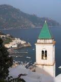 pastena панорамы amalfi Стоковое Фото