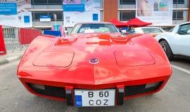 Pastenague C3 de Chevrolet Corvette photographie stock libre de droits