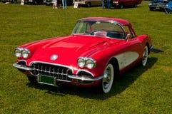 Pastenague 1957 de Corvette Image stock