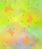 Paster-Hintergrund Stock Abbildung