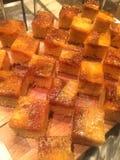 Pasteries do dinamarquês do doce Foto de Stock