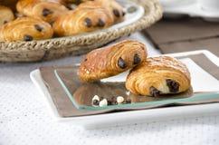 Pastery de Chocolade Fotos de archivo libres de regalías