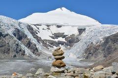 Pasterz Gletscher Zdjęcia Stock