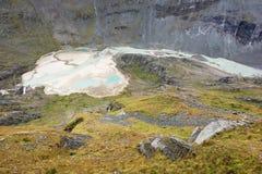 Pasterze glacier Royalty Free Stock Photography