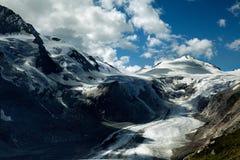 Pasterze Glacier Stock Photography