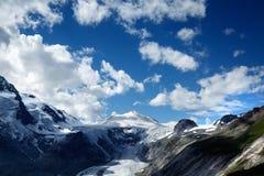 Pasterze Glacier Royalty Free Stock Photo