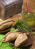 Pastete-kibin Stockfotos