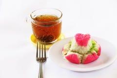pasticceria - bikang tradizionale del dolce Fotografie Stock