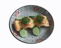 Pasticceria cinese Fotografia Stock