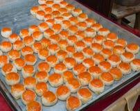 Pasticceria cinese Immagini Stock Libere da Diritti