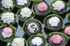 Pasticcerie del cioccolato fotografie stock libere da diritti
