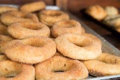 Pasticcerie dolci dal panettiere messicano locale immagine stock libera da diritti