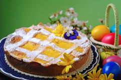 Pastiera Royalty Free Stock Images