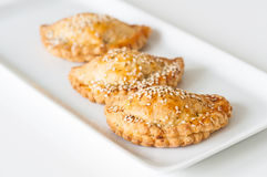 Pasties Royalty Free Stock Images