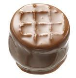 Pastilles de chocolat Images libres de droits