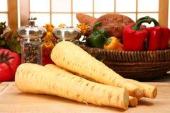 Pastinaga frescas fotos de stock