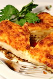 Pastitsio close up Stock Photo