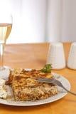 Pastitsio, Greek food Stock Photography