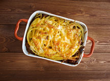 Pastitsio Stock Image